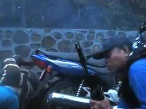 Video Asli Perang Polisi VS Organisasi Papua Merdeka