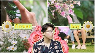 How to... be a Flower Boy (a vlog)