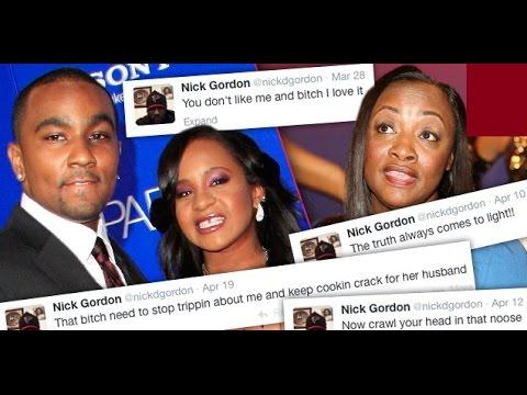 Bobbi Kristina - FRIEND TELLS IT ALL -&Says Nick Gordon Is No Good - &Defends Aunt Pat!