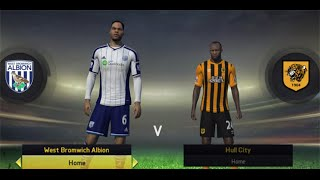 Video Gol Pertandingan West Bromwich Albion vs Hull City