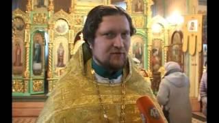 По случаю праздника Святого Николая Чудотворца в храмах и церквях проходят службы