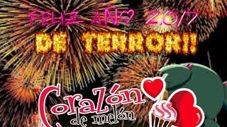 FELIZ AÑO NUEVO ESPECIAL TERROR NOCTURNO CDM FANFIC