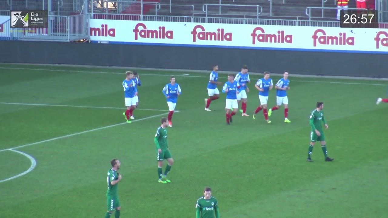 Vfb LГјbeck Gegen Holstein Kiel