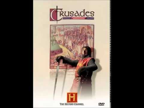 Terry Jones' Crusades,Soundtrack music theme ,Jose Nieto, Regina Coeli