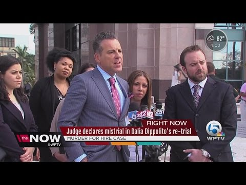 Judge declares mistrial in Dalia Dippolito's re-trial