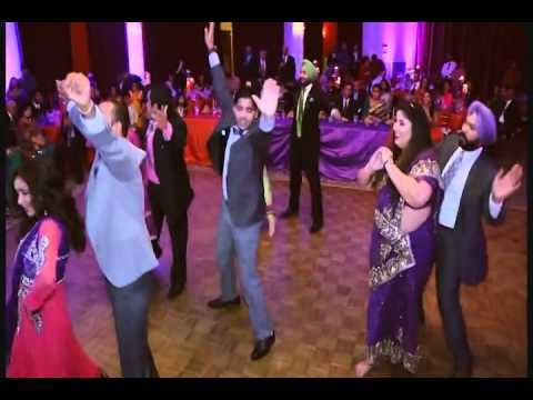 Milwaukee Gang Dance at Karan Soni's wedding