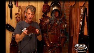 The Leather Element: Hardęning Leather