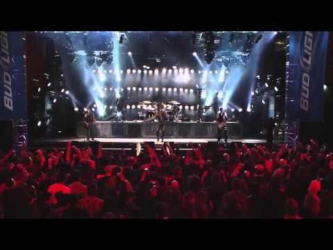 Rammstein - Du hast [Jimmy Kimmel Live 2011]