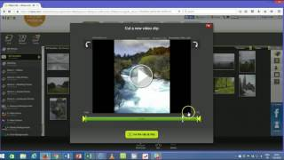 How to create a video clip - Kizoa Tutorial