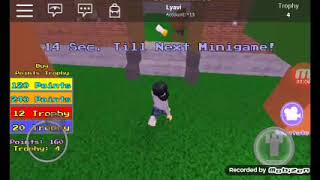 Minecraft en Roblox/ Lya angel