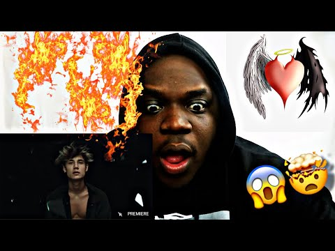 jxdn (Jaden Hossler) – Angels & Demons (Official Video) REACTION