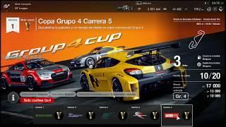 HONDA NSX CIRCUITO DE BARCELONA COPA G4 C5 Gran Turismo™SPORT PS4 GAMEPLAY 🏁🥇 wca7
