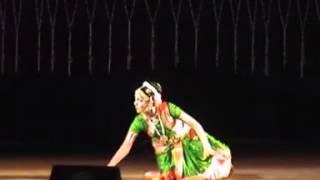 Padam - Krishna Nee Begane Baro (Bharatanatyam)