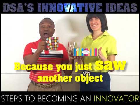 How To Become An Innovator And An Inventor.