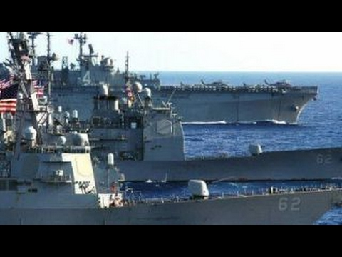 China protests US Navy patrol near artificial islands
