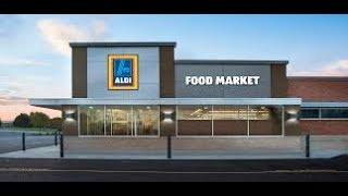 🔴 АМЕРИКА магазин ALDI 🔴 дешевые продукты из Европы ЦЕНА БЕНЗИНА 07.01.2018
