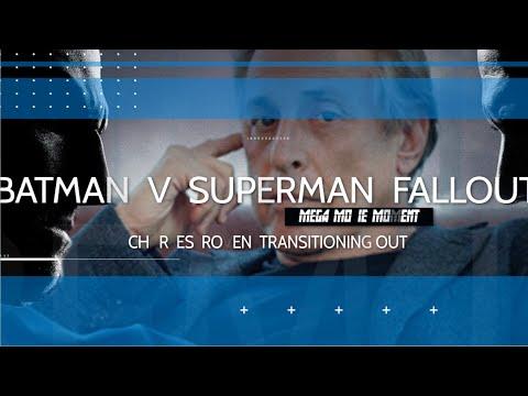 Batman v Superman Fallout: Charles Roven Shifts Roles | Mega Movie Moment