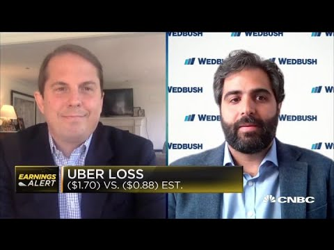 Market analysts on Uber earnings