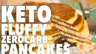 Ultimate Low Carb Pancake - Fluffy Keto Recipe