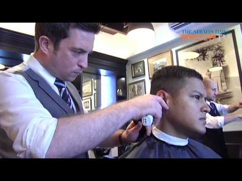 Extreme male pampering (Barbershops Pt 1) from YouTube · Duration:  6 minutes 10 seconds