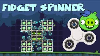 Bad Piggies REQUEST #8: BONE FIDGET SPINNER (PIGET SPINNER)