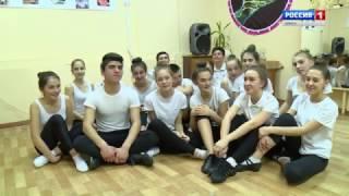 Успех брянского ансамбля эстрадного танца