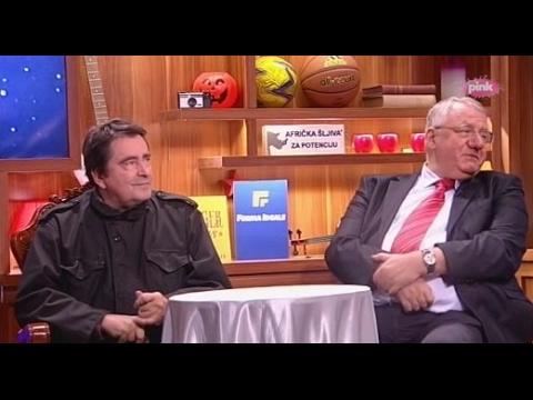 Војислав Шешељ у емисији 'Ami G Show' на РТВ Пинк - 21.02.2017.