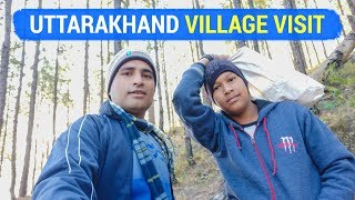 Uttarakhand village tour with brothers traveller