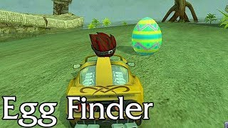 Beach Buggy Racing - Egg Finder With Rez - Android Game play