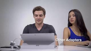 OmniHub-The Most Universal USB-C HUB for Laptops 30s