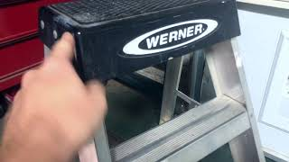 ✅  How To Use Werner Step Ladder Review