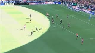 Atlético de Madrid vs Eibar - 1 a 1 - GOL DE BORJA GARCÉS