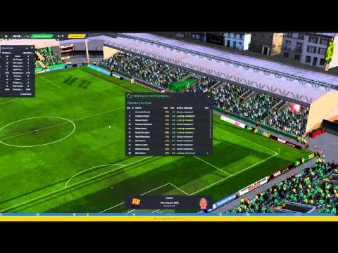 Football Manager 2015 | Gibraltar United FC | Part 81 - Champions League Second Qualifying Phase