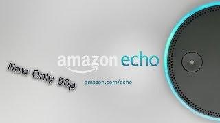 Amazon Echo: Very British Edition