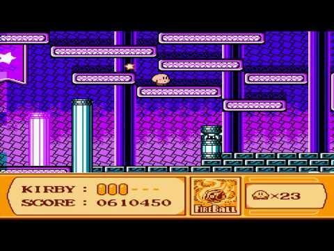 [Longplay] - Kirby's Adventure [NES]