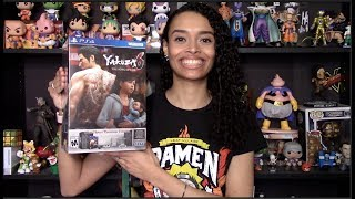 Yakuza 6 After Hours Premium Edition Unboxing