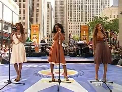 Destiny's Child - Cater 2 U Live Today Show