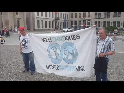 #WorldBeyondWar #Berlin #SanctionsKill