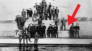 A German WWI U Boat Was Found Off Belgium's Coast With The Creepy Remains Of 23 Crew Still On Board