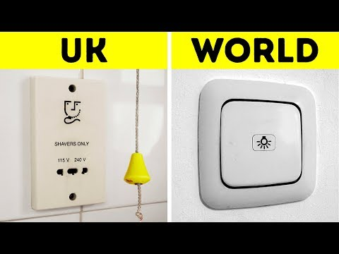 18 House Details in the UK Foreigners Don't Understand