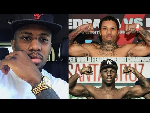 """TEVIN FARMER TELLS GERVONTA DAVIS """"SIGN THE CONTRACT""""; RATES TKO OF WALSH: """"IT'S NOT ABOUT POWER"""""""