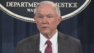 AG Sessions Vows To Find Missing FBI Text Messages
