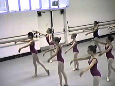 Jamie Royal Academy of Dance Ballet
