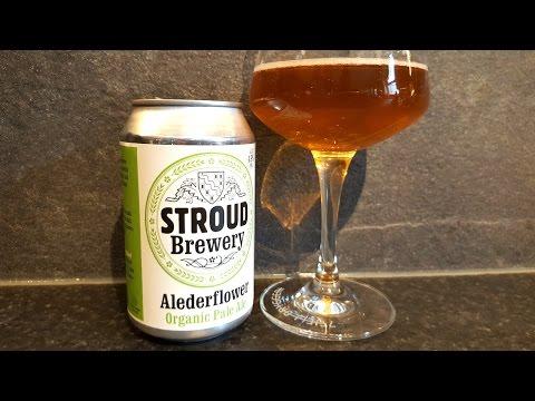 Stroud AlederFlower Organic Pale Ale By Stroud Brewery | British Craft Beer Review