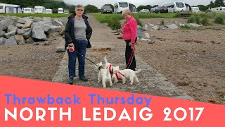 North Ledaig Caravan Park, Oban and Easdale June 2017 | Throwback Thursday