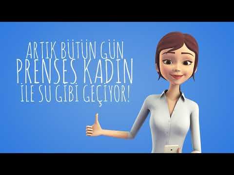 PRENSES KADIN - Adet, PMS, Ovulasyon Takvimi, Oyun