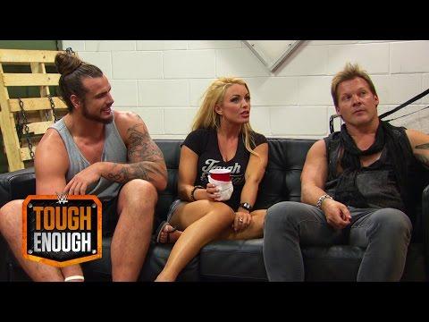 The barracks analyzes Y2J vs. HBK: WWE Tough Enough Digital Extra, August 12, 2015