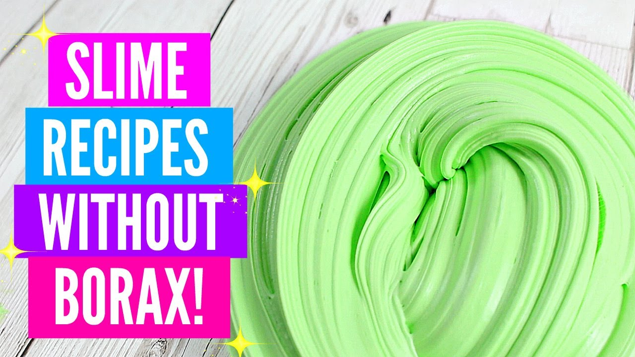 Testing popular no borax slime recipes how to make slime without testing popular no borax slime recipes how to make slime without borax and 3 without glue ccuart Gallery
