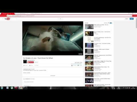 როგორ გადმოვიწეროთ youtube დან mp3 მუსიკა|how to download from youtube mp3 music