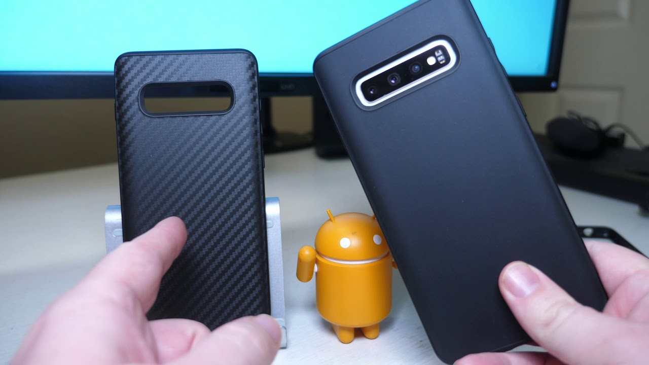 Samsung Galaxy S10 Plus Rhino Shield Cases Review Youtube